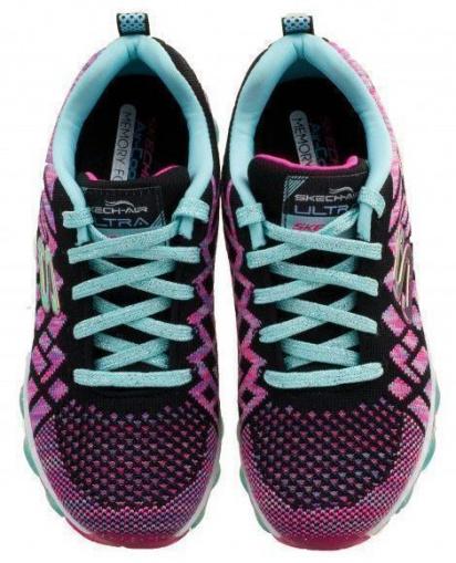Кросівки  для дітей Skechers 80132L BKMT купити взуття, 2017