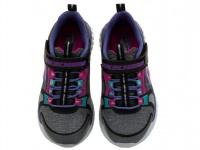 Кросівки дитячі Skechers 81321L BKMT - фото