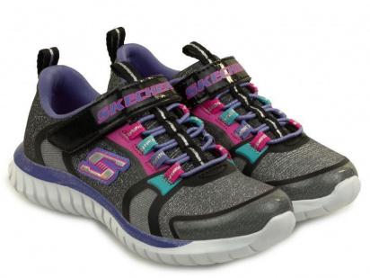 Кросівки  для дітей Skechers 81321L BKMT купити взуття, 2017