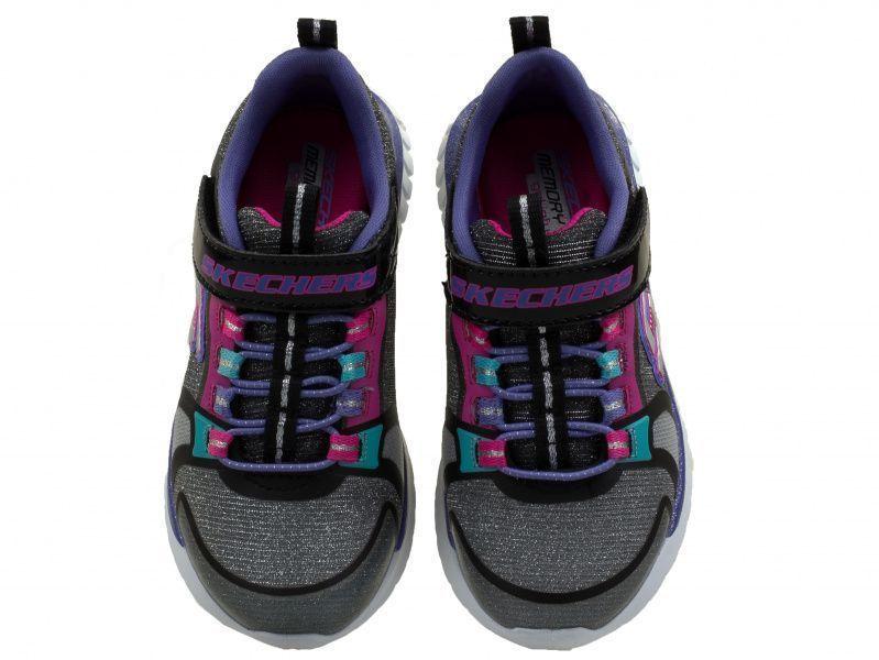 Кросівки  для дітей Skechers 81321L BKMT замовити, 2017