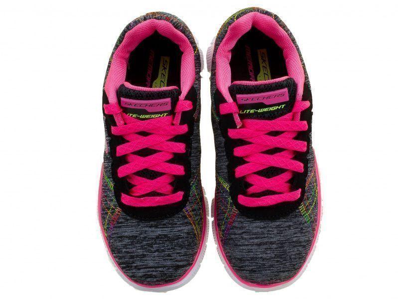 Кросівки  для дітей Skechers 81863L BKMT купити взуття, 2017