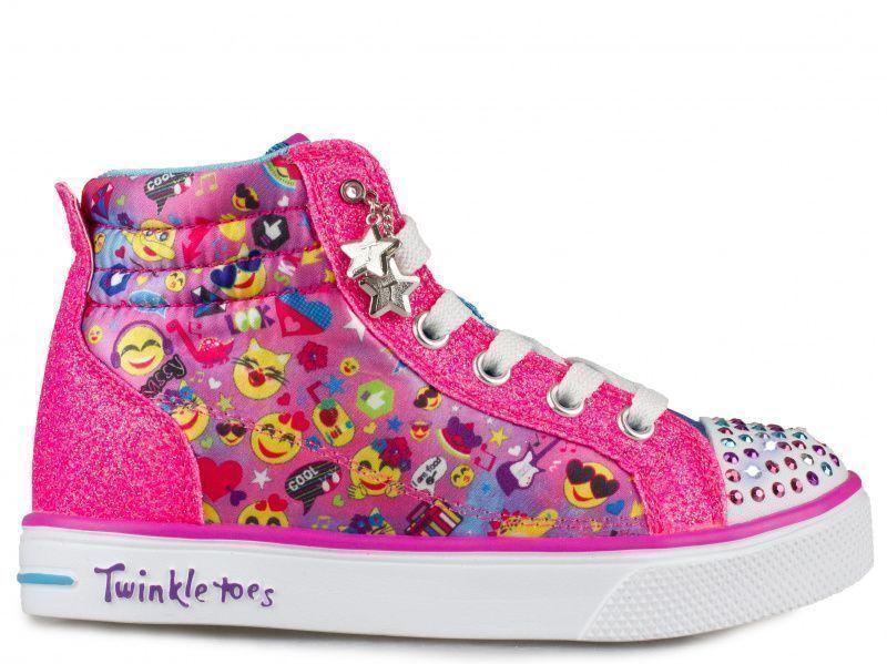 Кеды для детей Skechers Twinkle Toys KK2193 Заказать, 2017