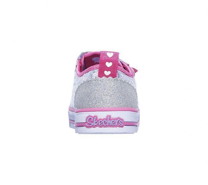 Кеды для детей Skechers Twinkle Toys KK2202 фото, купить, 2017
