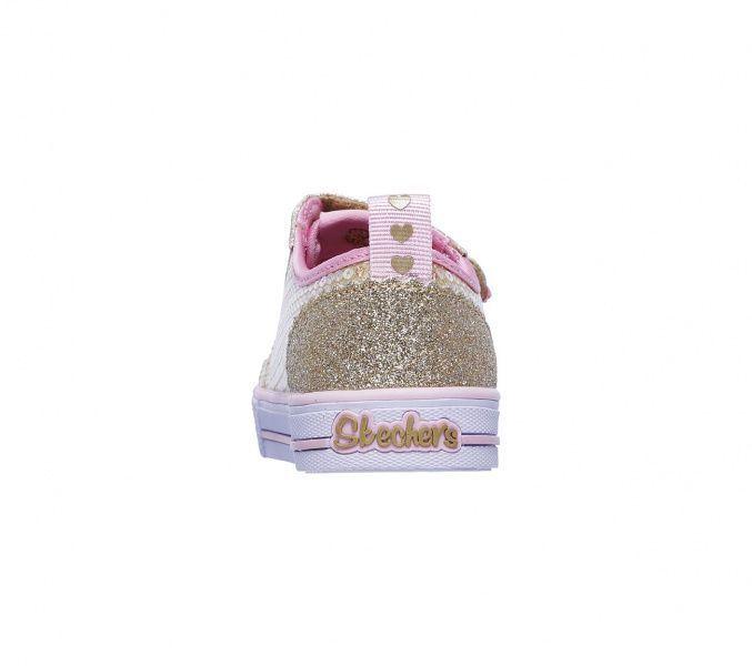 Кеды для детей Skechers Twinkle Toys KK2203 фото, купить, 2017