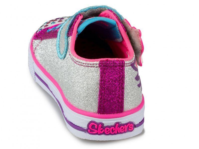 Кеды детские Skechers Twinkle Toys KK2204 купить обувь, 2017