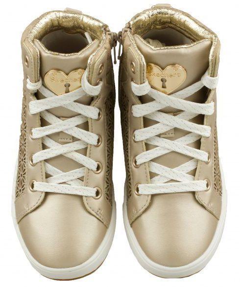 Кеды для детей Skechers KK2244 размерная сетка обуви, 2017