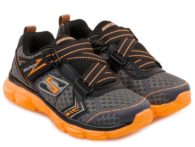 Кроссовки детские Skechers KK2260 размерная сетка обуви, 2017