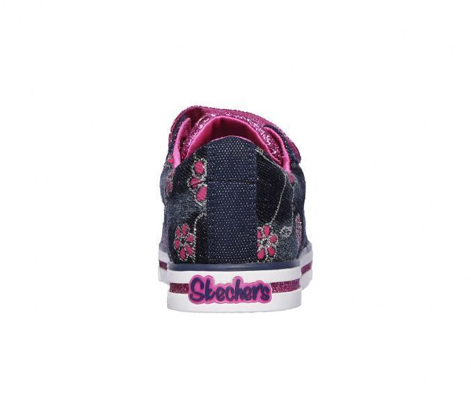 Кеды для детей Skechers Twinkle Toys KK2266 Заказать, 2017