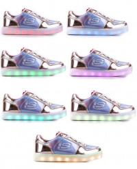 Кеды для детей Skechers Energy Light 10947L RSGD брендовая обувь, 2017