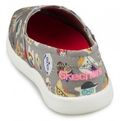 Слипоны для детей Skechers 85290L GYMT купить обувь, 2017