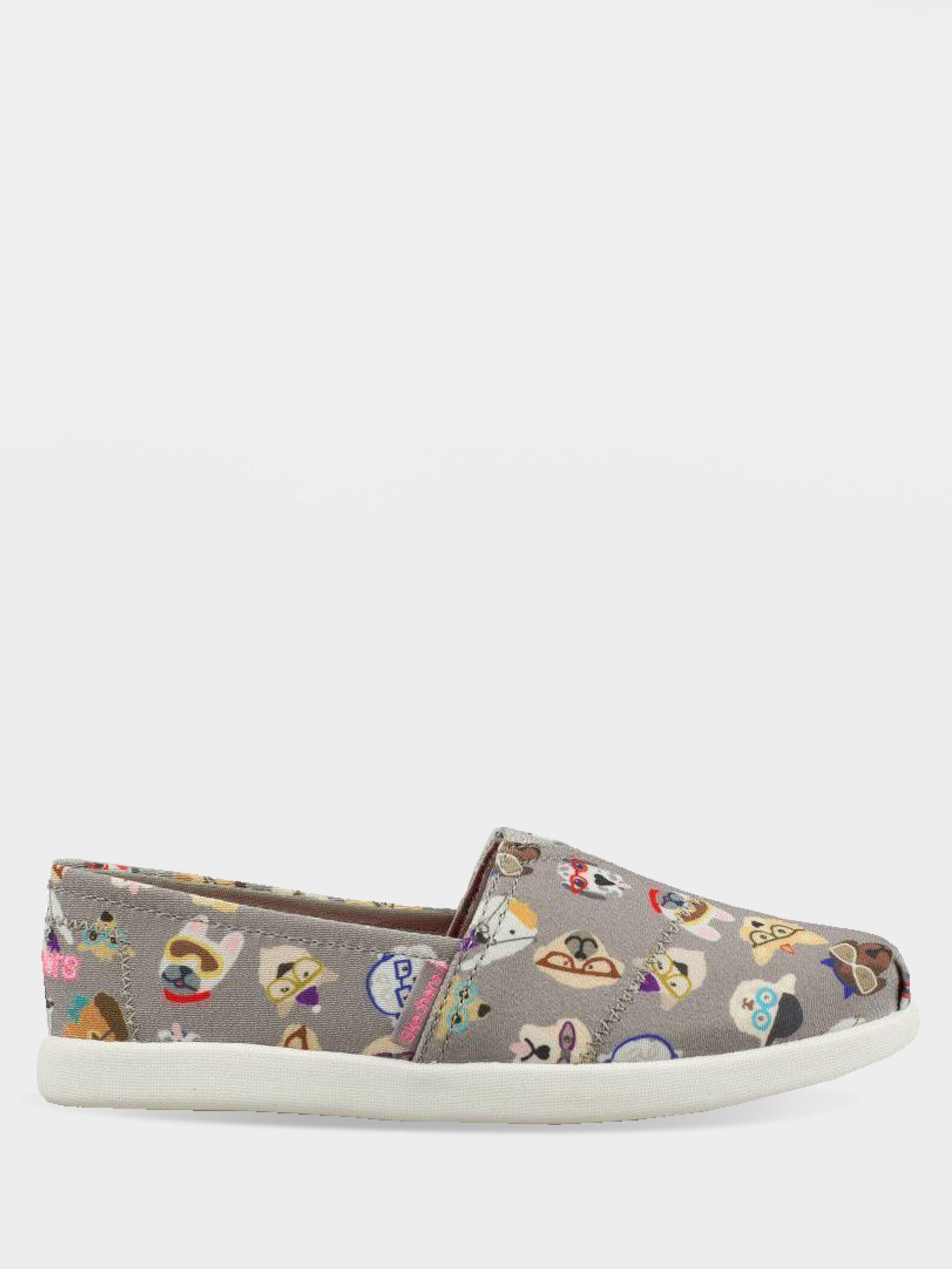 Cлипоны для детей Skechers KK2269 размерная сетка обуви, 2017