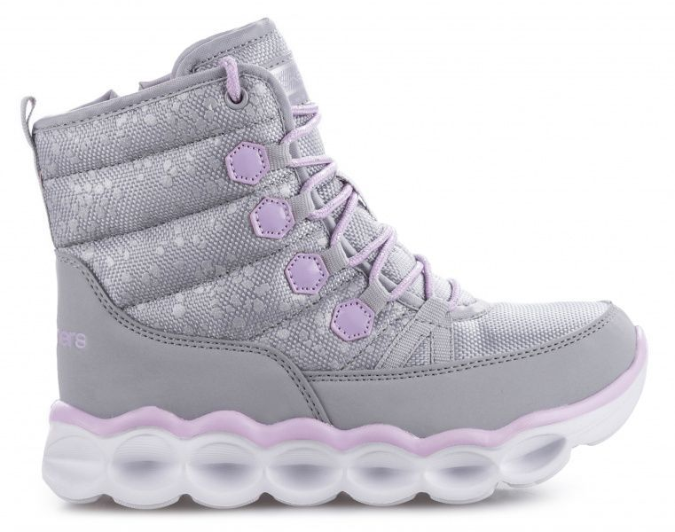 Сапоги детские Skechers S-Lights KK2285 купить обувь, 2017