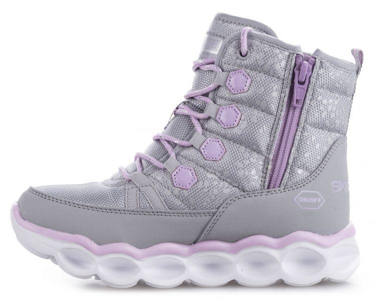 Сапоги детские Skechers S-Lights KK2285 брендовая обувь, 2017