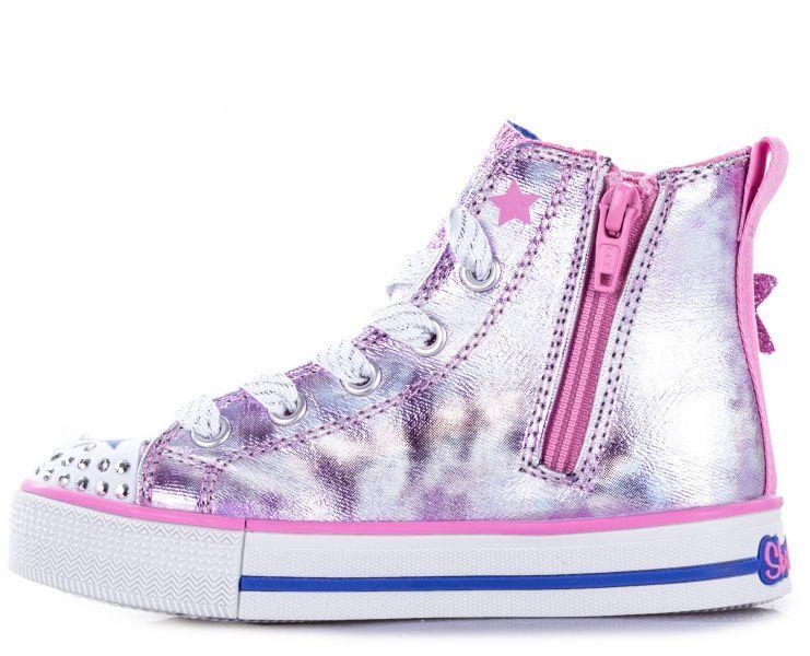 Кеды детские Skechers Twinkle toes KK2295 купить обувь, 2017