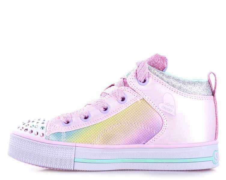 Кеды детские Skechers Twinkle toes KK2296 купить обувь, 2017
