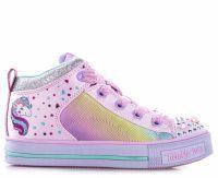 Кеды детские Skechers Twinkle toes KK2296 размеры обуви, 2017