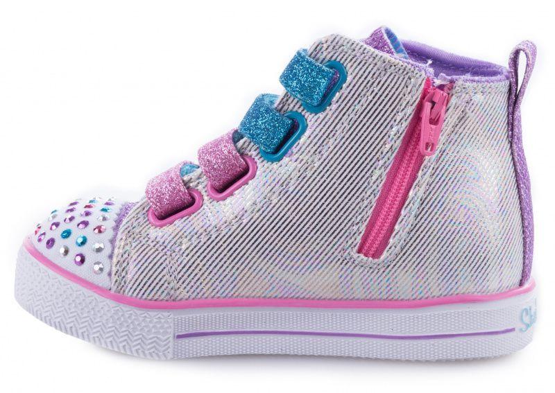 Кроссовки детские Skechers Twinkle toes KK2298 купить в Интертоп, 2017