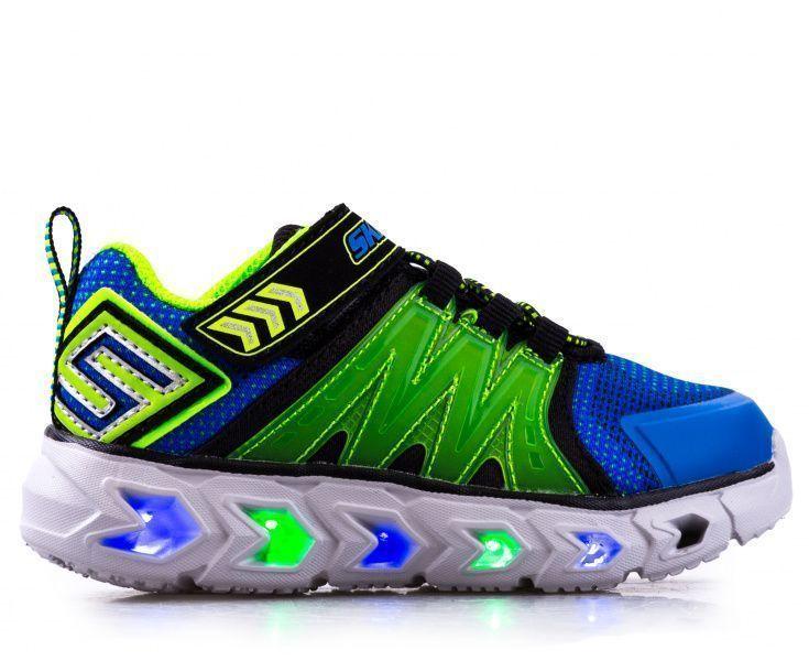 Кроссовки детские Skechers S-Lights KK2300 размеры обуви, 2017