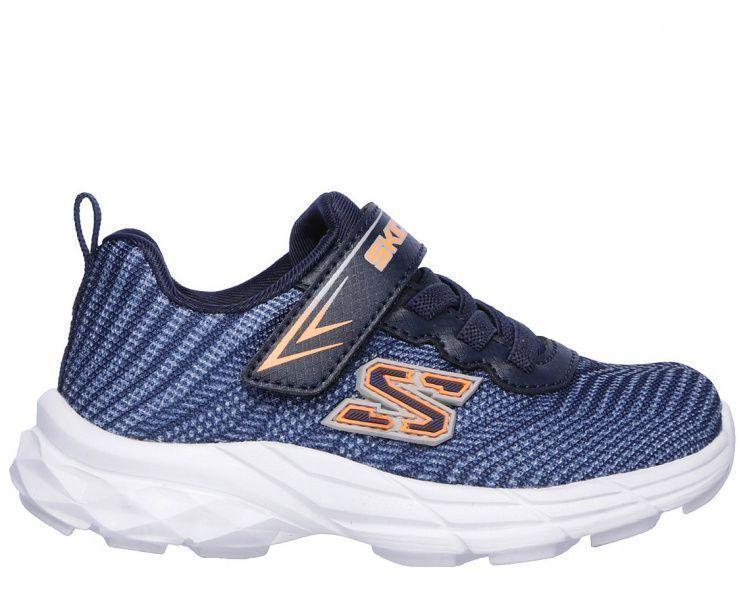 Купить Кроссовки для детей Skechers Skechers Boys KK2301, Синий