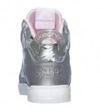 Кеды для детей Skechers 20090L SIL модная обувь, 2017