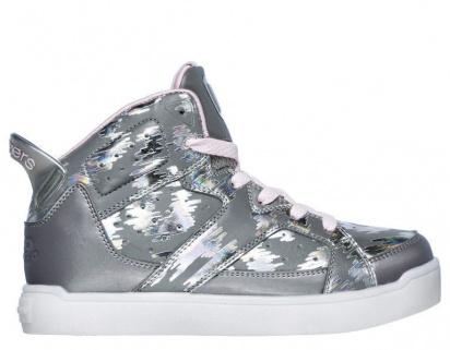 Кеды для детей Skechers 20090L SIL размеры обуви, 2017