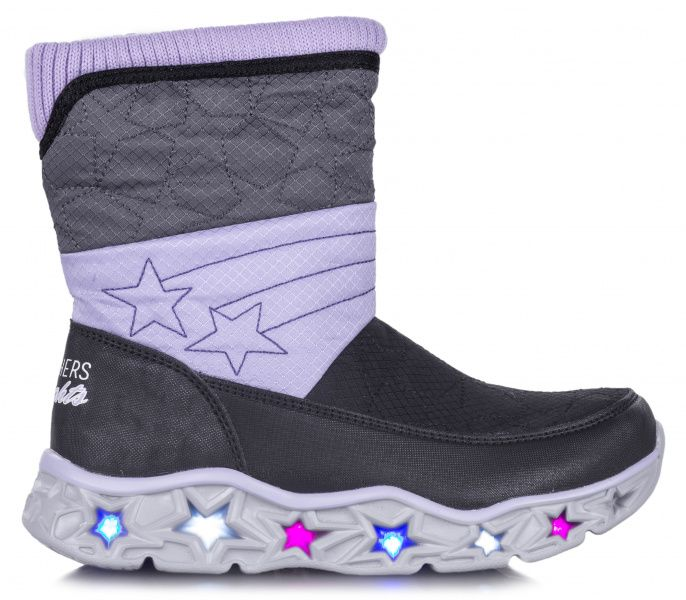 Сапоги для детей Skechers KK2332 размерная сетка обуви, 2017