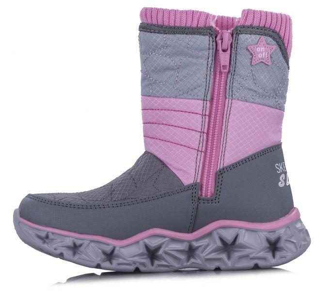 Сапоги для детей Skechers KK2333 размеры обуви, 2017