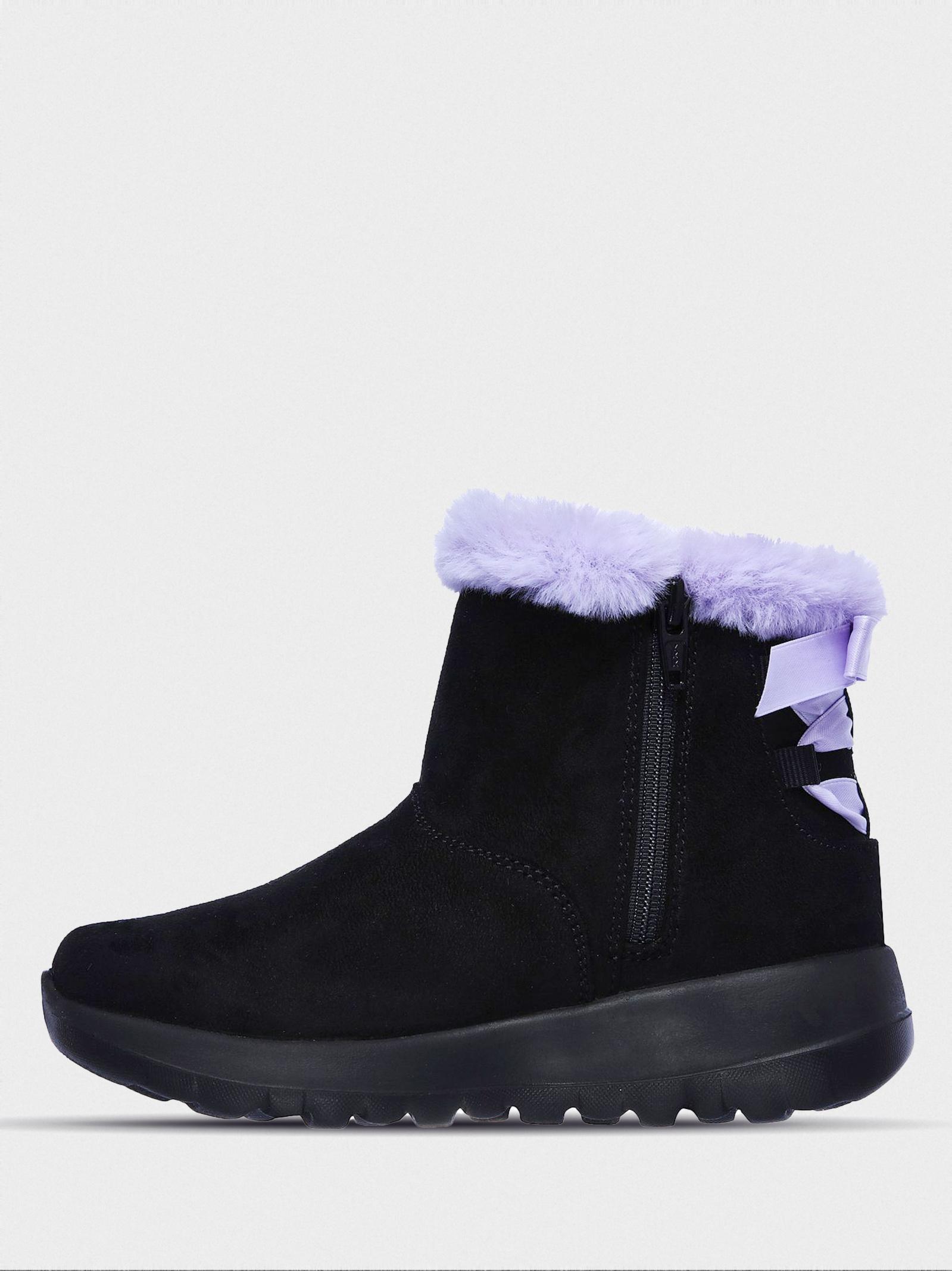 Черевики  для дітей Skechers 88320L BKLV брендове взуття, 2017