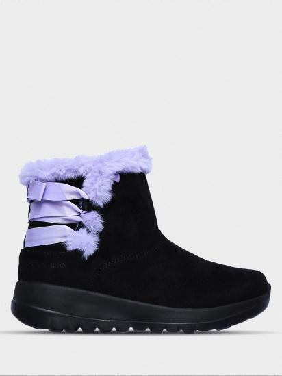 Черевики  для дітей Skechers 88320L BKLV купити взуття, 2017
