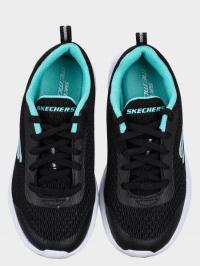 Кросівки  для дітей Skechers 83071L BKBL замовити, 2017