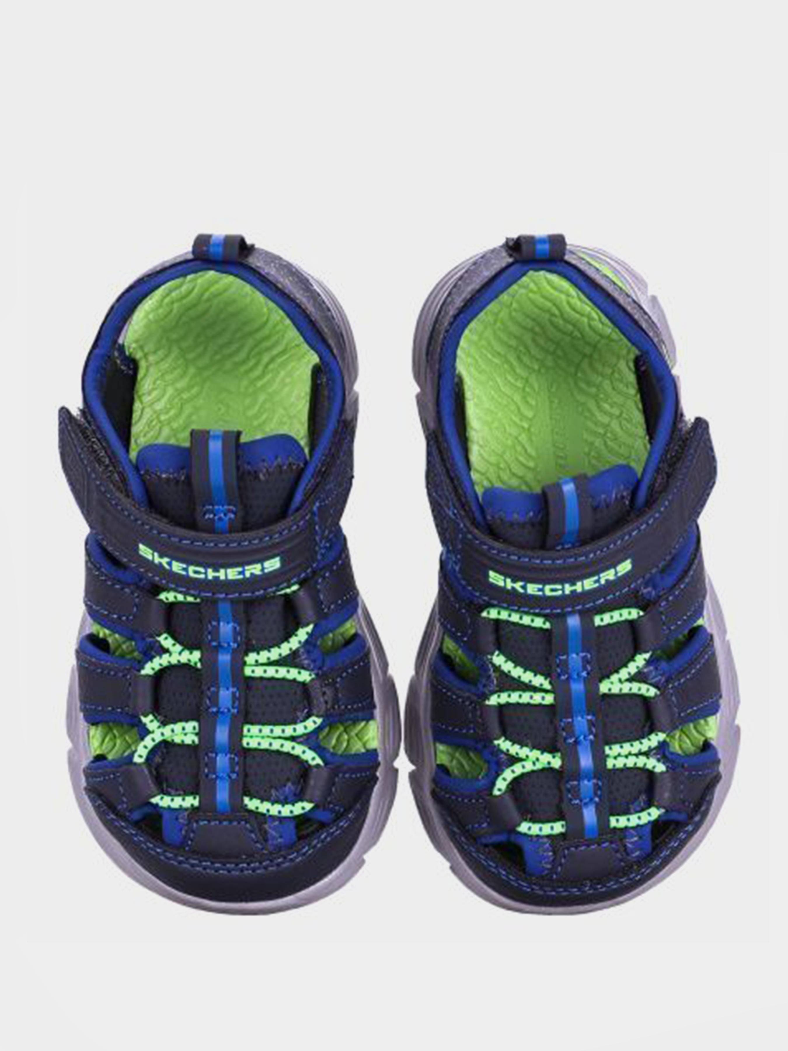 Сандалии для детей Skechers KK2419 модная обувь, 2017