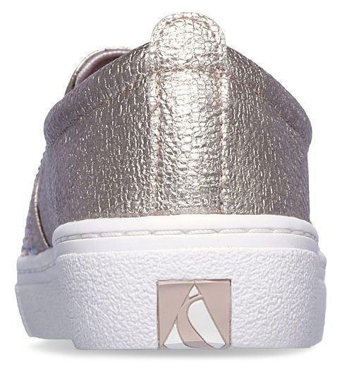 Слипоны для детей Skechers KK2421 размеры обуви, 2017