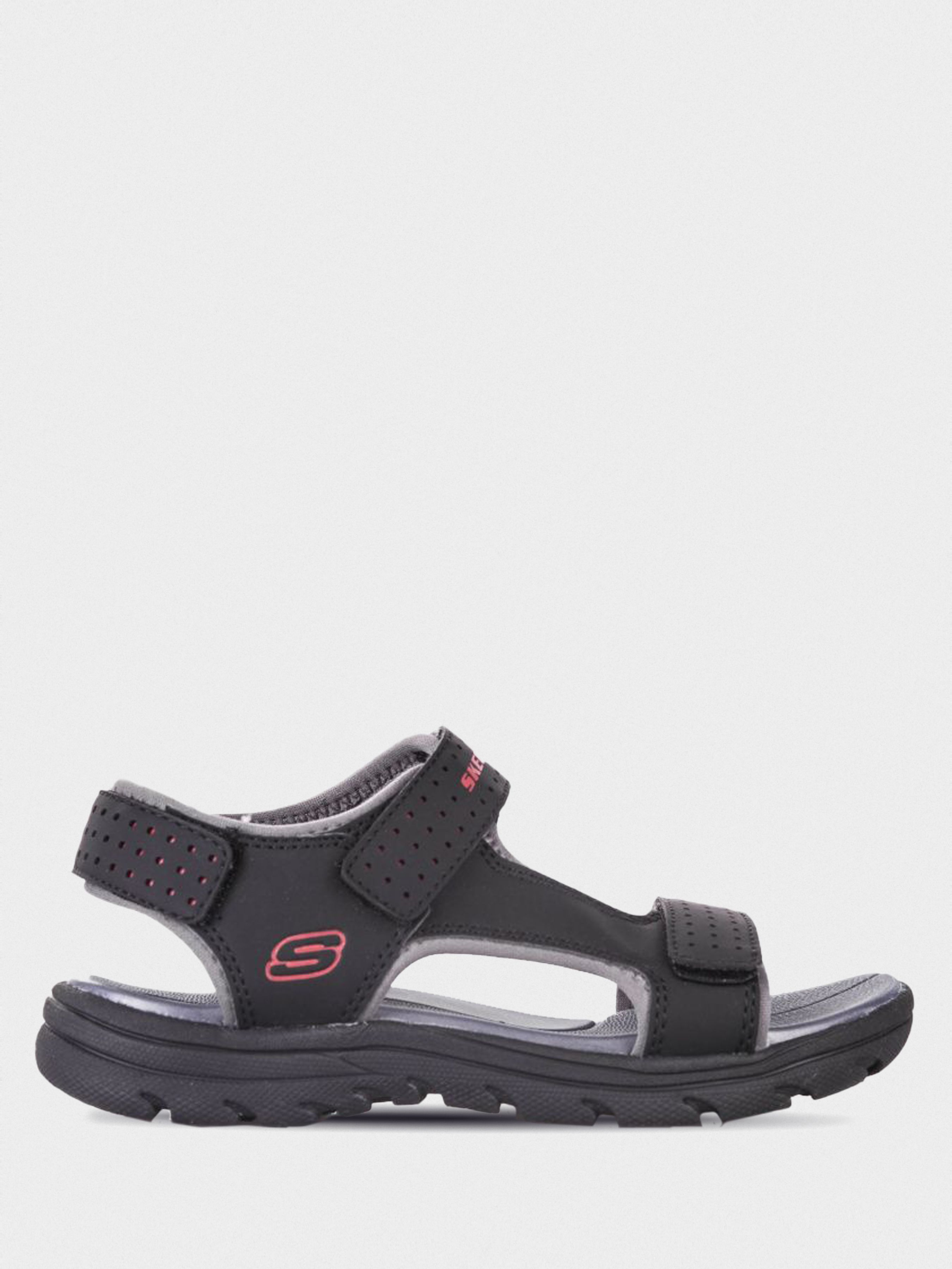 Купить Сандалии детские Skechers KK2452, Черный