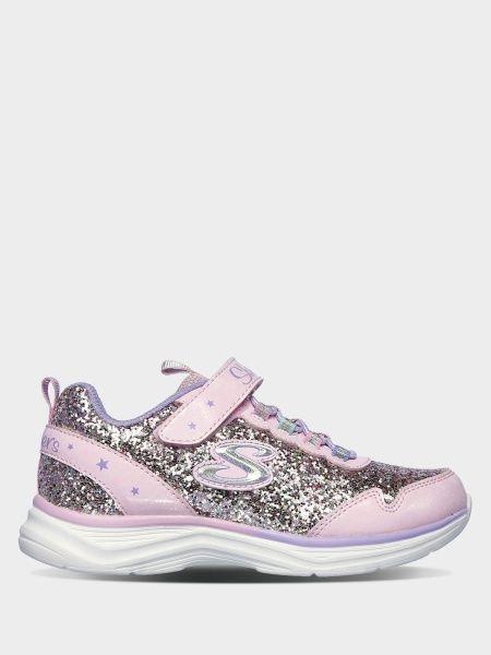 Купить Кроссовки детские Skechers KK2472, Розовый