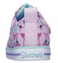 Кеды для детей Skechers KK2487 размерная сетка обуви, 2017