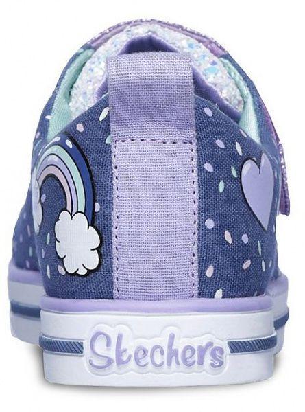 Кеды для детей Skechers KK2488 брендовые, 2017