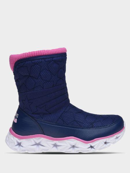 Купить Сапоги детские Skechers KK2519, Фиолетовый