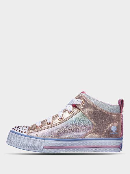 Полуботинки для детей Skechers KK2557 модная обувь, 2017