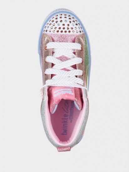 Полуботинки для детей Skechers KK2557 купить обувь, 2017