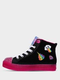 Полуботинки для детей Skechers KK2558 модная обувь, 2017