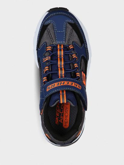 Кросівки для міста Skechers Stamina - Quickback модель 98170L NVBK — фото 4 - INTERTOP