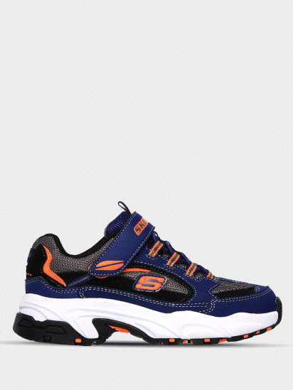 Кросівки для міста Skechers Stamina - Quickback модель 98170L NVBK — фото - INTERTOP