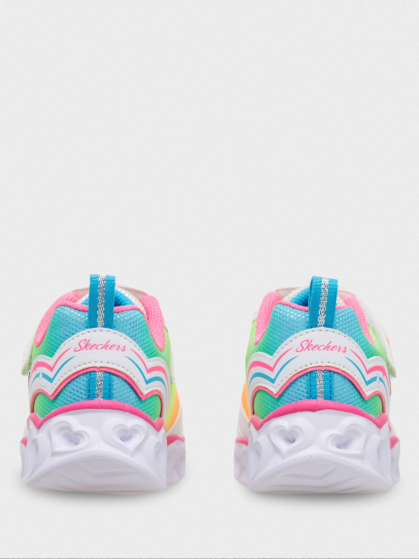 Кроссовки для детей Skechers 20294L WMLT размеры обуви, 2017