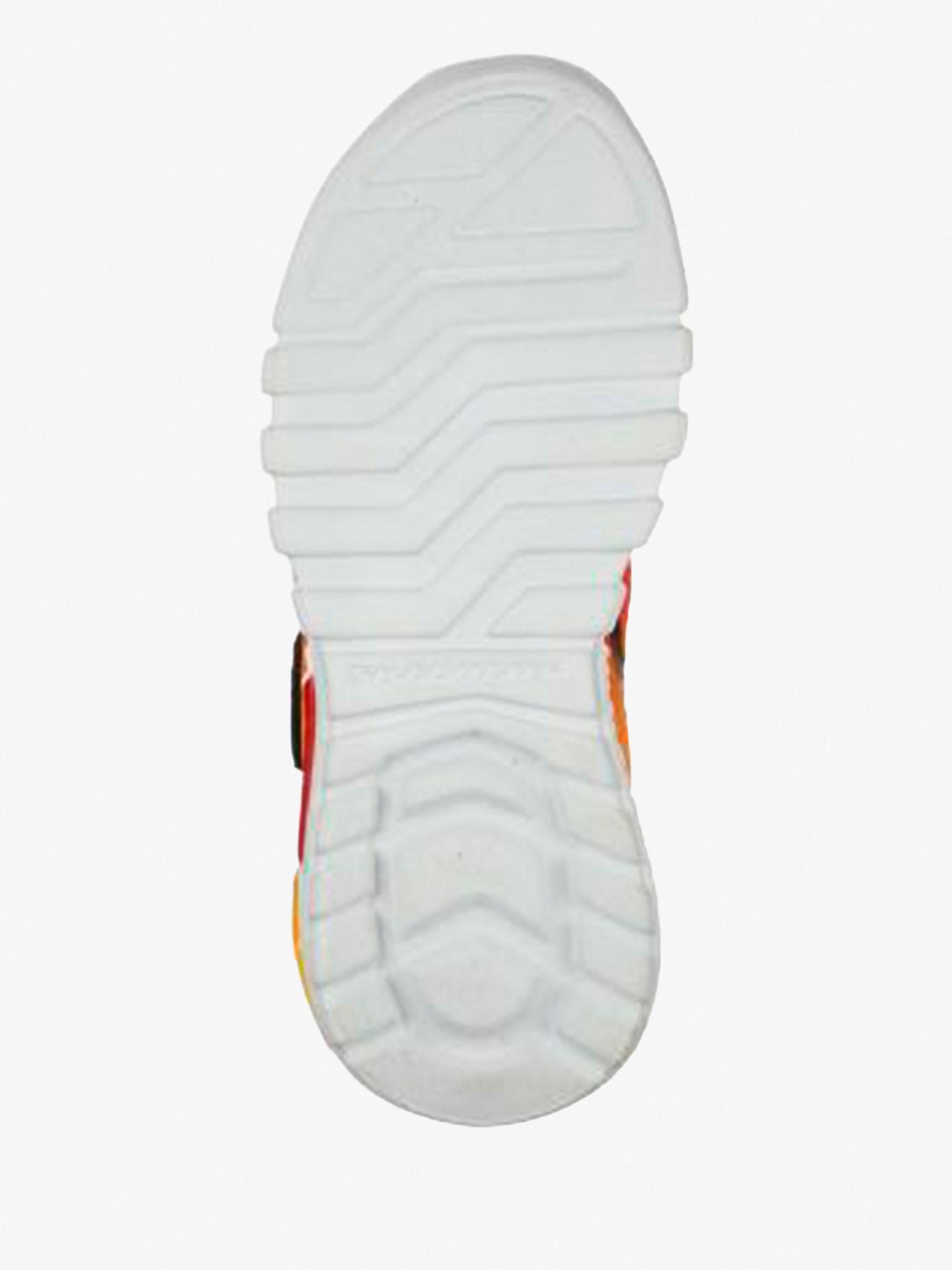 Кроссовки детские Skechers 400016L BKRD брендовая обувь, 2017