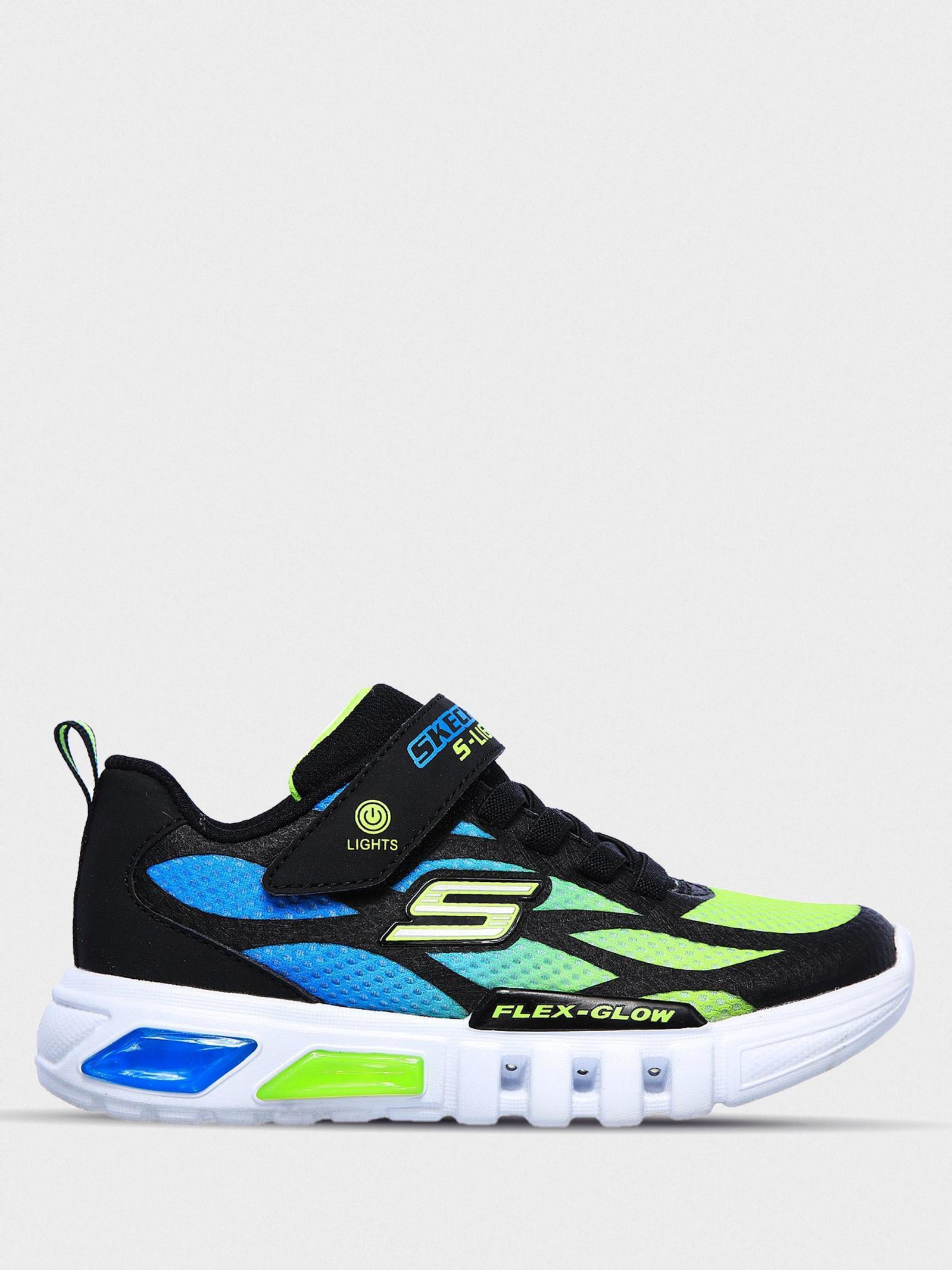 Кроссовки для детей Skechers 400016L BBLM брендовая обувь, 2017