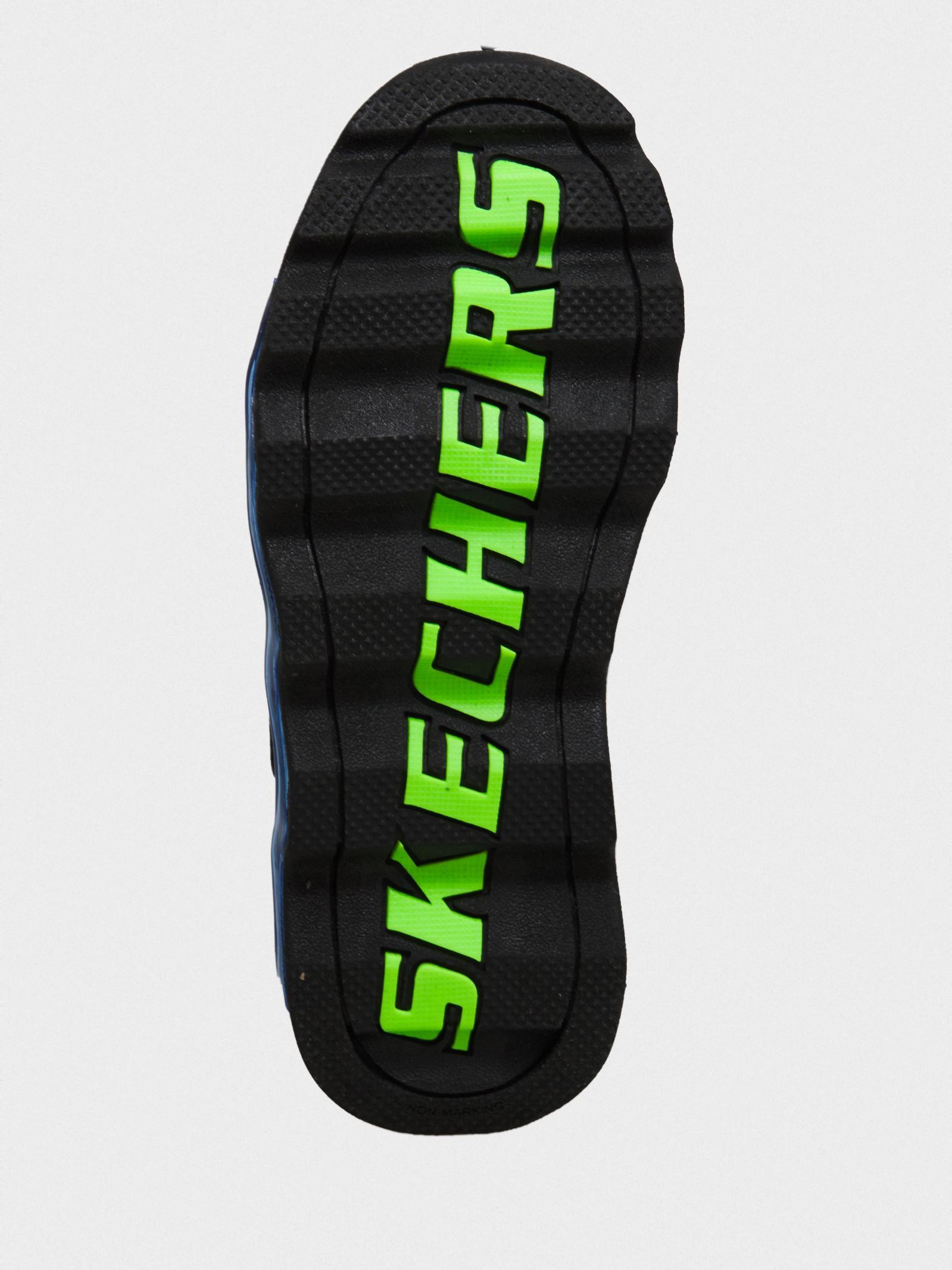Кроссовки для детей Skechers 97952L CCBL размеры обуви, 2017