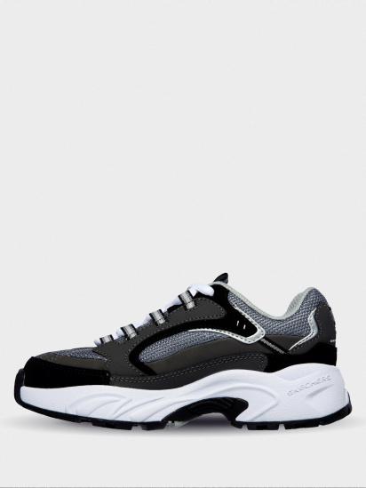 Кросівки для міста Skechers STAMINA CUTBACK модель 98171L CCBK — фото 2 - INTERTOP