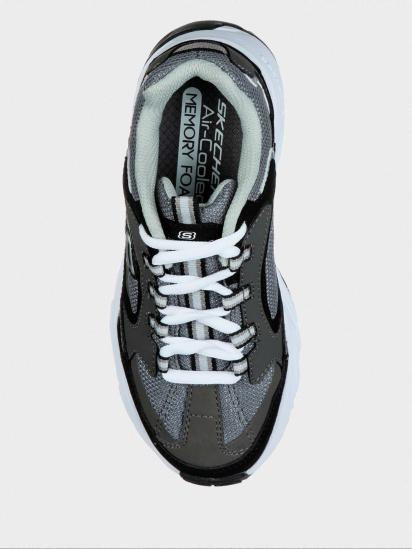 Кросівки для міста Skechers STAMINA CUTBACK модель 98171L CCBK — фото 4 - INTERTOP