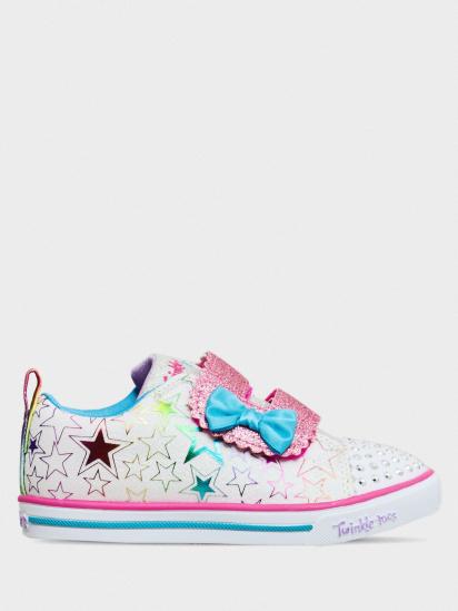 Кросівки для міста Skechers Twinkle Toes: Sparkle Lite - Stars So Bright модель 314037N WMLT — фото - INTERTOP