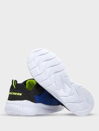 Кросівки  для дітей Skechers 97546L BLBK брендове взуття, 2017